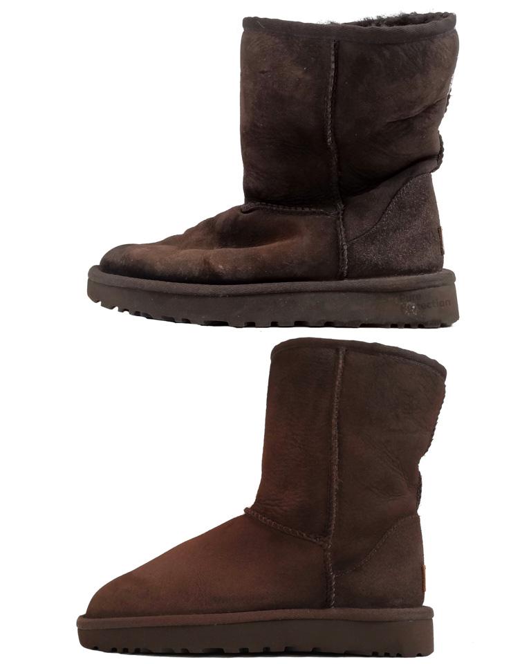 Химчистка зимней обуви